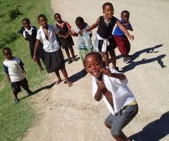 Zuid Afrika vrijwilligerswerk kinderen