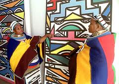 Ndebele Zuid Afrika rondreis