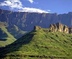 Rondreis Zuid Afrika Drakensbergen Amphitheater