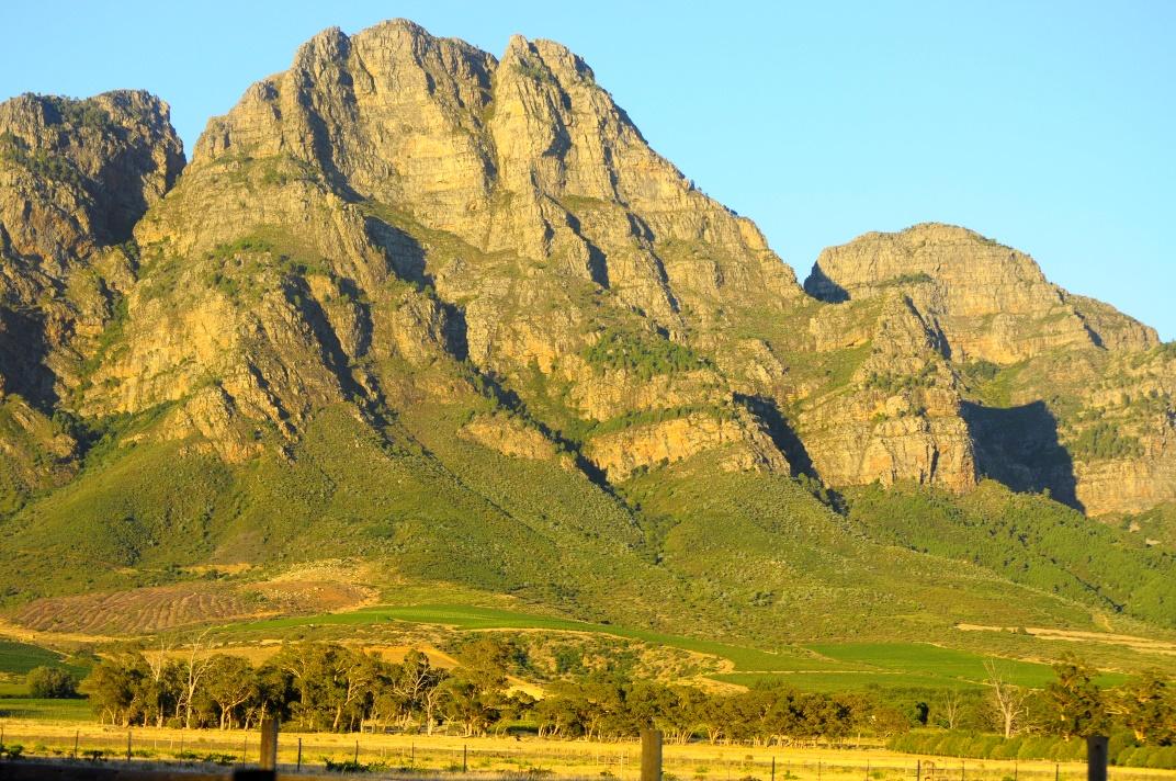 Autoroute Zuid Afrika: 4 passes