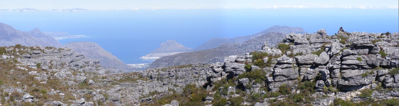 Autoroute Zuid Afrika: Chapmans Peak West Kaap