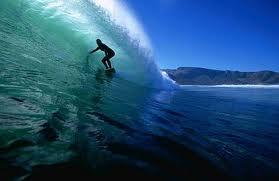 Sportief Zuid Afrika: surfen