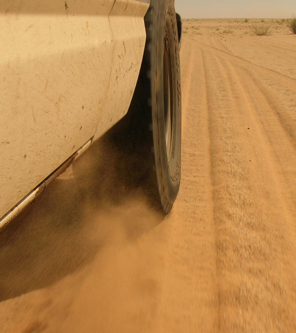 Avontuur: 4×4 rijden in Zuid Afrika