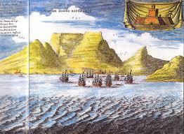 Britten Zuid Afrika geschiedenis