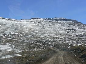 Natuur Zuid Afrika Lesotho