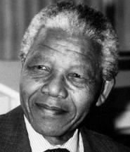 Geschiedenis Zuid Afrika Nelson mandela