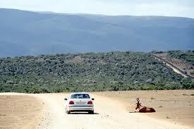 Auto huren Zuid Afrika