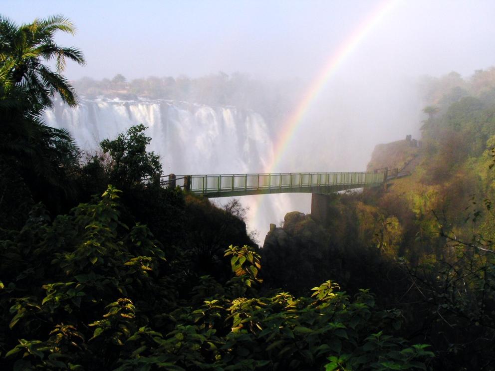Camperreis Zuid Afrika, Botswana en Victoria Falls (20 dagen)