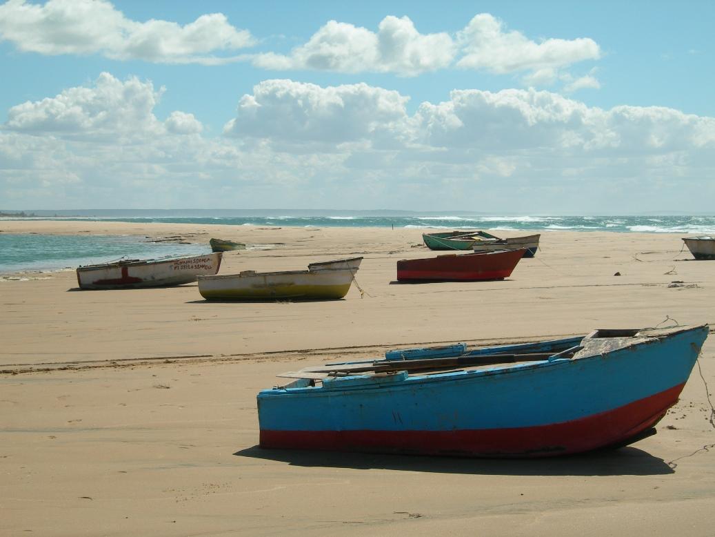 Groepsreis Zuid Afrika: Kampeersafari Discover Mozambique en Z-A