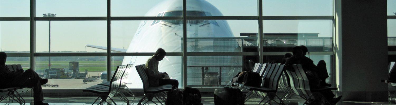 Vliegen via Düsseldorf