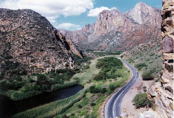 18 daagse individuele rondreis Zuid Afrika: Route 62